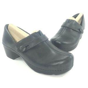 DANSKO Womens Size 39 US 8.5-9 Clogs Mules Shoes